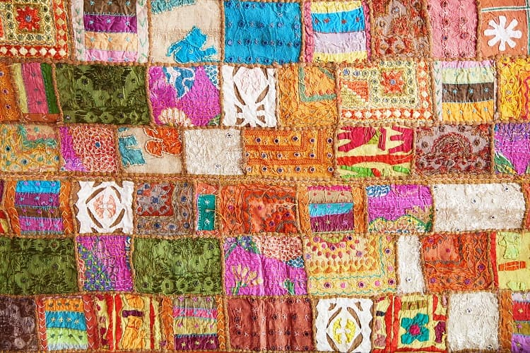 Seven Beautiful Rag Quilt Patterns