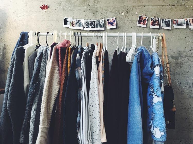 Quelques conseils de stockage pour votre garde-robe d'hiver