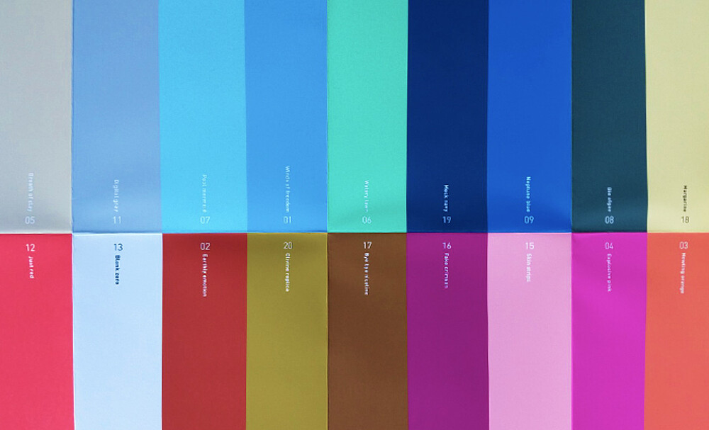Première Vision - Fashion Colour Trends Spring/Summer 2020