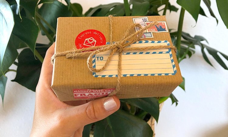 Let's wrap it up - 10 Ideas for Original and Sustainable Gift Wrapping
