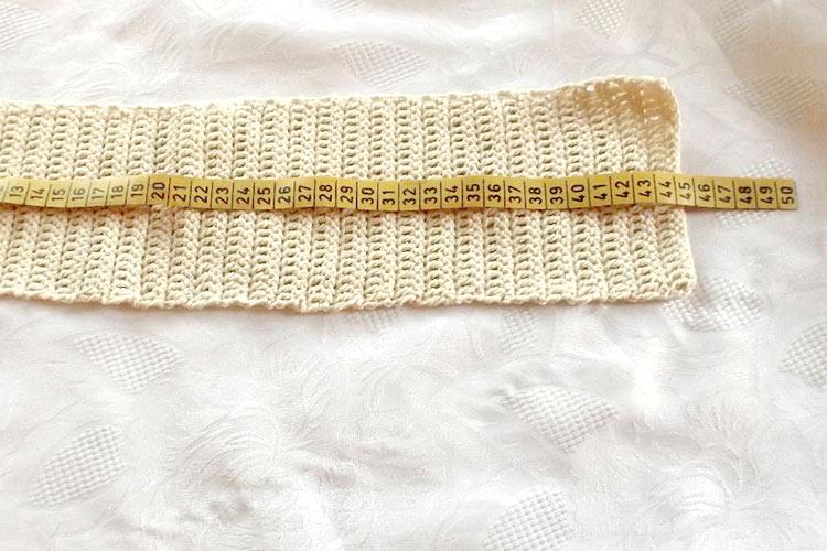 Instructions gratuites: Set de table au crochet